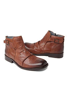 STEP2WO Ash leather boots 7-10 years
