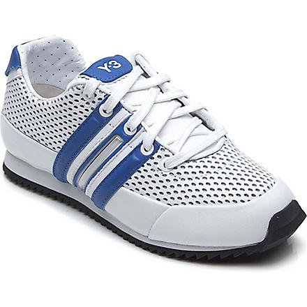 Y3 Track trainers 7-9 years (White