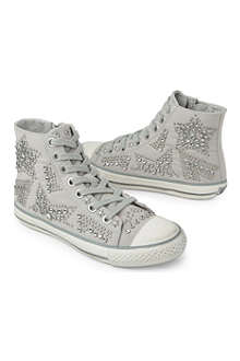 ASH Flash high-top trainers 7-11 years