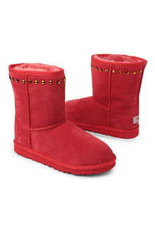 UGG Classic studded boots sizes UK 12 (child)-UK 5 (adult)