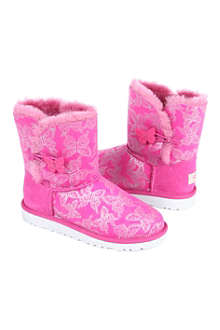 UGG Butterfly boots sizes UK 5 (child)-UK 3 (adult)