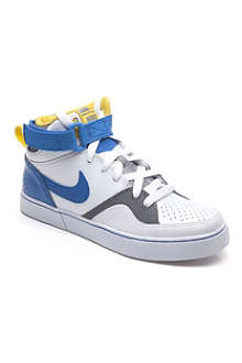 NIKE Court Tranxition trainers 8-10 years