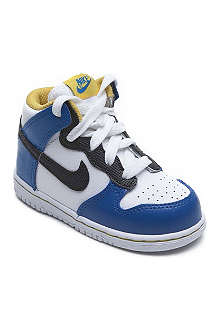 NIKE Dunk high-top trainers 3-4 years