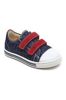 FENDI Denim velcro trainers 1-9 years