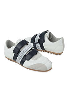 BIKKEMBERGS SHOES Triple strap trainers 5-10 years