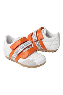 BIKKEMBERGS SHOES Triple strap trainers 1-4 years