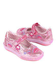 LELLI KELLY Glitter pumps 4-9 years