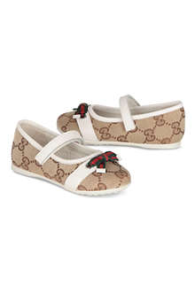 GUCCI Ballerina shoes 1-3 years