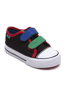 VANS Velcro trainers 2-4 years