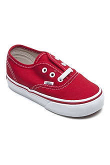 VANS Authentic trainers 2-4 years