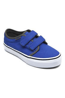 VANS Velcro trainers 4-9 years