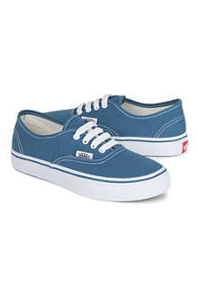 VANS Authentic trainers 4-9 years
