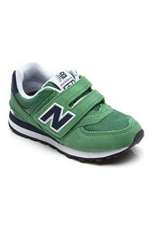 NEW BALANCE Velcro strap trainers 3-10 years