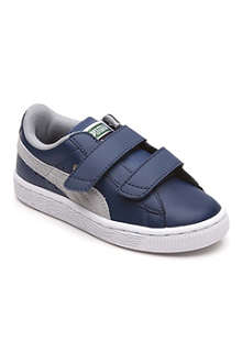 PUMA Double strap trainers 6-8 years