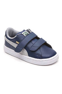 PUMA Double strap trainers 2-5 years