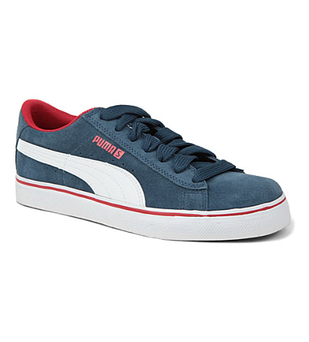 PUMA Suede trainers 8-10 years (Blue