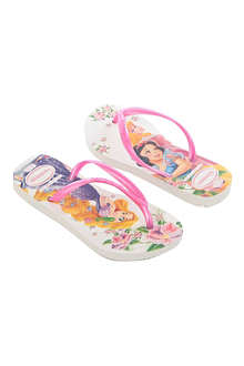 HAVAIANAS Disney princess flip-flops 6-8 years