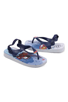 HAVAIANAS Disney Cars flip-flops 2-4 years
