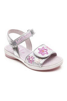 LELLI KELLY Glitter jewel sandals 3-8 years