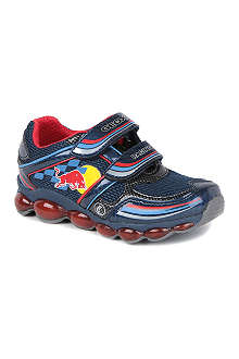 GEOX Red Bull racing light-up trainers 4-8 years