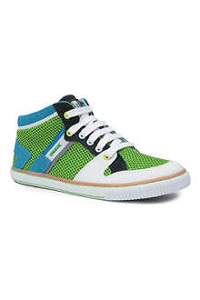 GEOX Kiwi high-top trainers 5-9 years