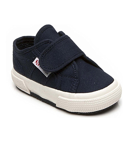 SUPERGA 2750 classic unisex trainers 6 months-1 year (Navy