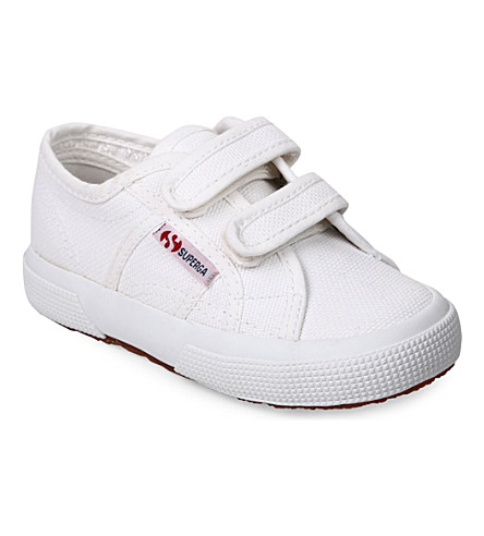 SUPERGA 2750 classic unisex trainers 6 months-1 year (White