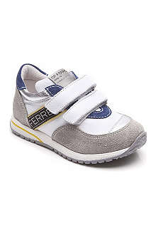GF FERRE Double strap trainers 2-4 years