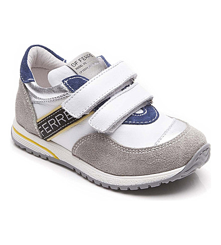 GF FERRE Double strap trainers 2-4 years (Multi