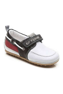 GF FERRE Velcro boat shoes 2-4 years