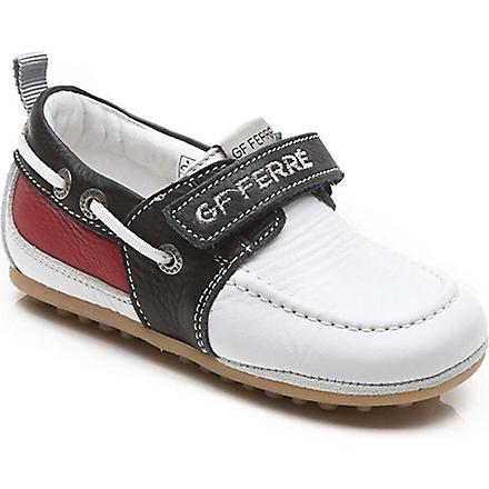GF FERRE Velcro boat shoes 2-4 years (Multi