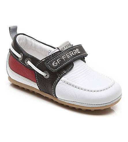 GF FERRE Velcro boat shoes 2-4 years (Multi
