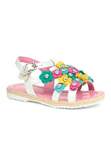 GF FERRE Flower sandals 2-10 years