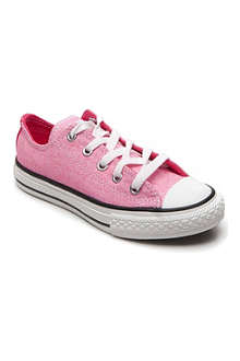 CONVERSE Low canvas trainers 7-11 years