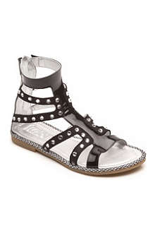 STEP2WO Studded gladiator sandals 7-10 years