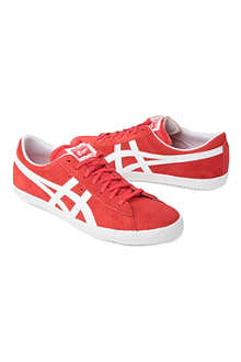 ONITSUKA TIGER Suede trainers 8-10 years