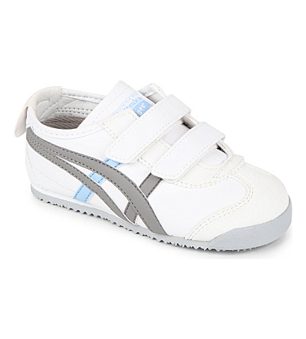 ONITSUKA TIGER Velcro trainers 2-4 years (White
