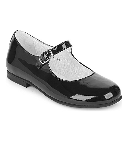 STEP2WO Leila mary jane patent shoes 4-5 years (Black+patent