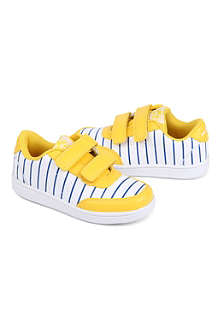 MINI RODINI Striped trainers 3-7 years