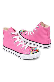 CM COUTURE Decorative high-top trainers 4-8 years
