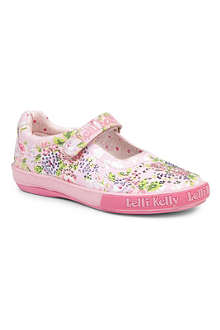 LELLI KELLY Swarovski-embellished shoes 3-9 years