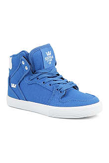 SUPRA Skytop high-top trainers 7-10 years