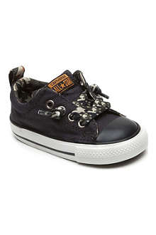 CONVERSE Camoflauge canvas trainers 2-11 years