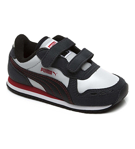 PUMA Two-strap trainers 2-9 years (Grey