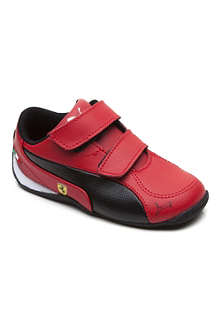PUMA Ferrari Drift Cat trainers 5-10 years