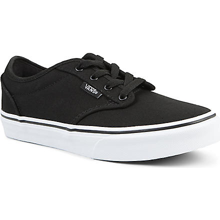 VANS Authentic trainers 8-11 years (Black