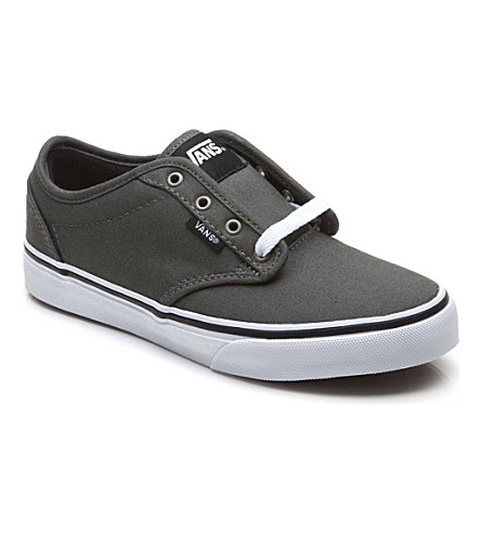 VANS Authentic trainers 8-11 years (Grey