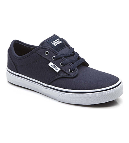 VANS Authentic trainers 8-11 years (Navy
