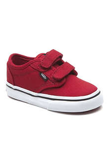VANS Unisex velcro trainers 2-5 years