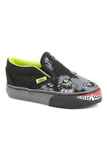 VANS Wolf canvas trainers 5-8.5 years
